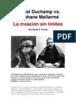 0 Duchamp Mallarme