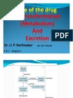 Biotransformation BDS