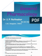 Gen Pharmacology Intro BDS