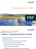 CitiDirect(Rutu)