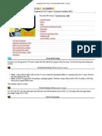[Analysis] CSAT Paper I (General Studies) 2012 « Mrunal