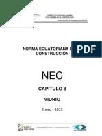 NEC2011-CAP8-VIDRIO-2013