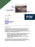 Transporte de Sedimentos en Rios