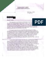 Daily Dot Collier NSA FOIA response