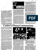 PLP - Castro's Phony Communism