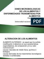 alteracionesyenfermedadestransmitidasporlosalimentosbromatologia1-120606191652-phpapp02