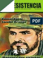 Revista Resistencia, Mayo-Julio 2013