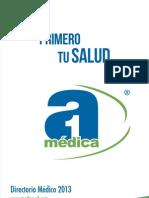 Directorio Médico 2013