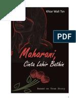 Maharani, Cinta Lahir Bathin