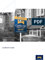 First Time Landlord's Guide
