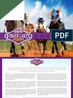 2013 Finger Lakes Casino & Racetrack Media Guide