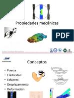 Propiedades mecánicas RME