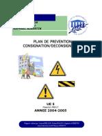 Plan de Prevention
