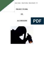 ALCOHOLISM CAMPAINGN 3°C