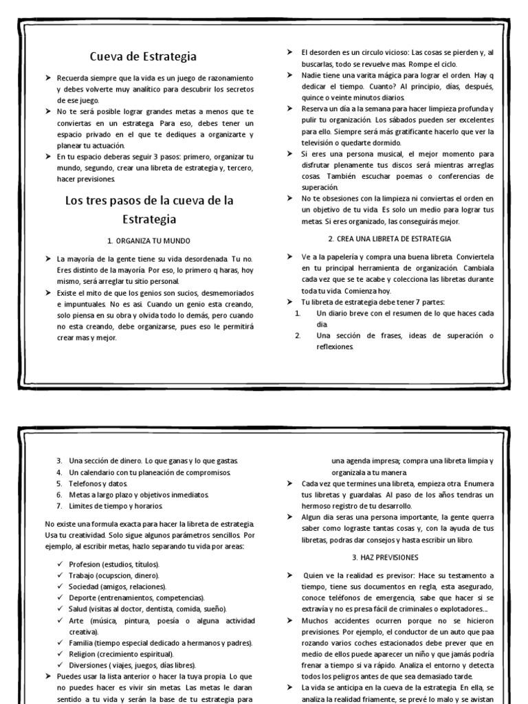 Excepcional Ayuda A Escribir El Resumen De La Declaración Del ...