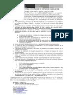 Requisitos Para Constitucion de Centros de Conciliacion.d.s.006-2010-Jus