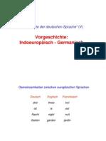 Deutsche Sprachgeschichte 3