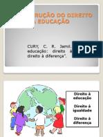 aula direito a educação atualizada.pptx