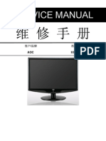 Aoc 931swl Lcd Monitor Service Manual