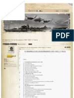 El Desarrollo de los Acorazados (1859-1945) (1ª Parte)