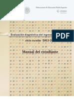 2.Manual del estudiante_curso propedéutico ciclo escolar 2013-2014