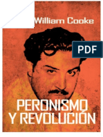 Peronismo y Revolucion-John William Cooke