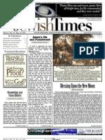 Jewish Times - Volume I,No. 28...Aug. 16, 2002