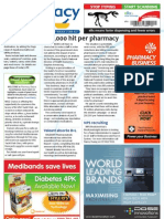 Pharmacy Daily for Thu 08 Aug 2013 - $90k disclosure hit, Complaints research, Virtual cancer centre, TGA cancellations and much more