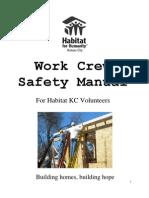 Work Crew Safety Manual