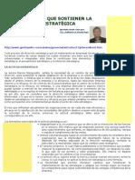 Los pilares qu e sostienen la dirección estratégica (1)
