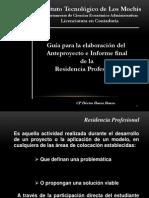 Guia Anteproyecto e Informe Final Ibarra[1]