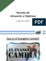 Charla Evangelio Cambia