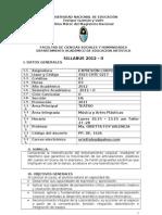 EXPRESIÓN CORPORAL II 2012-II