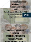 Teoria de Vygotyski- PDE-1