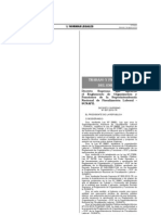 Decreto Supremo Nº 007-2013-TR - ROF de la SUNAFIL
