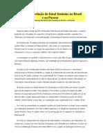 História e evolução do futsal feminino no Brasil e no Paraná