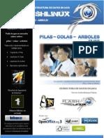 Estructura 1 de Datos- Pilas, Colas, Arbole s