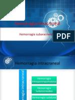 Hemorragia Intracraneal