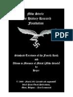 Third Reich Mss