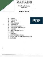 Xanadu PV Score