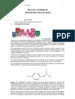 QOFIII Practica10 Paracetamol