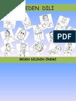 Beden Dili - Alperen Dernek Sunum Çalışması 2007