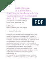 Relacion Entre Estilos de Aprendizaje y 20.HTML