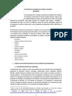 INFORME TESIS HISTORIA DE COLOMBIA ÉPOCA COLONIAL