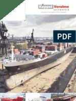 Keppel Verolme Ship Folder