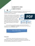 Qtr 1 Module 4 Elements & Compounds
