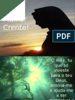 Maria _ Mulher Crente