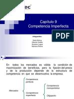 La Competencia Imperfecta