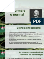 O normal e patológico