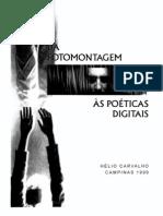 Das Fotomontagens as Poeticas Digitais